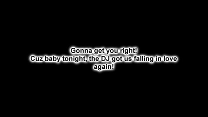 Usher ft. Pitbull - Dj Got Us Fallin in Love