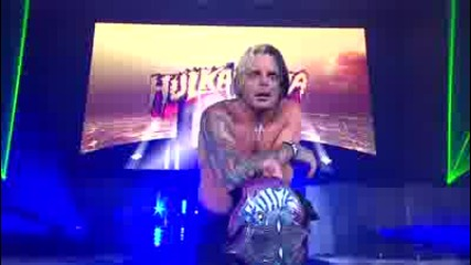Jeff Hardy vs. Raven