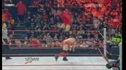 Raw 9/07/09 Chris Jericho vs M V P