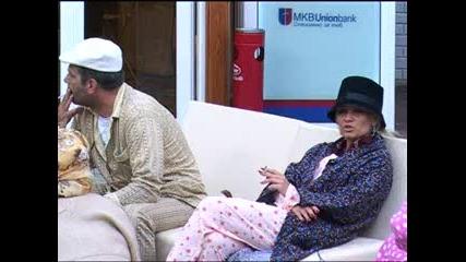 Big Brother Family Антоний и Борислава се оплакват, че старостта вече започва да им тежи.
