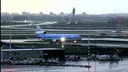 Plane Spotting at Schiphol ( Amsterdam )