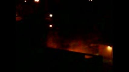 Гасене На Пожар В Меден Рудник/Бургас