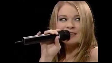 Chris Isaak&leann Rimes - Devil In Disguise +превод