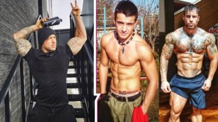 За волята и мечтите: Кристиан Кирилов показа впечатляваща трансформация и говори за мотивацията