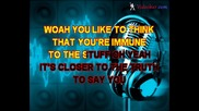 Robert Palmer - Addicted To Love (караоке)