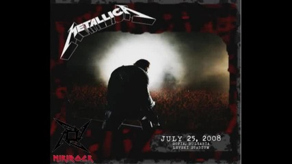 04.metallica - For Whom The Bell Tolls [live In Sofia] |hq Sound|