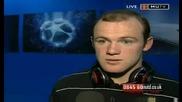 Wayne Rooney Interview - 15.04.09