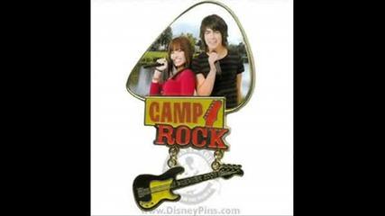 • Demi & Joe (camp Rock) •