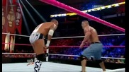 Wwe Cm Punk vs John Cena Night Of Champions 2012 For The Wwe Championship