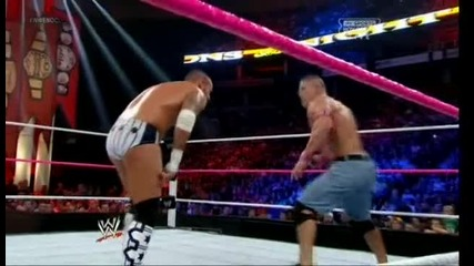 Wwe Cm Punk vs John Cena Night Of Champions 2012 For The Wwe Championship