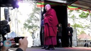 Dalai Lama Spokesman Dismisses Australian Tour Protesters