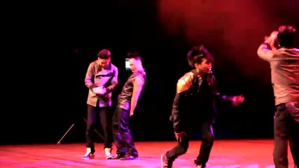 Quest Crew Airstrike at Australian Take over tour Melbourne 2011