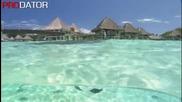 Hd Красотата на карибските острови !!