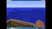 Minecraft servival island 1 ep.