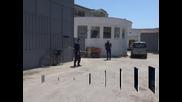 Четирима работници бяха обгазени с амонячни и азотни изпарения в помпена станция в Поморие