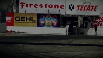 Formula Drift - Round 1 - Long - Beach - 2010