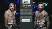 Jim Miller vs Michael Chiesa (ufc Fight Night 80, 10.12.2015)