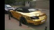 Порше 996 от Злато във Дубай