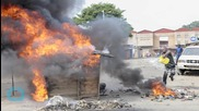 European Union Suspends Election Monitoring In Burundi Over Unrest