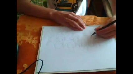 Dubstep - Как да си нарисуваме [старо видео]