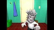 Animaciгіn 3d Stress en la maгana