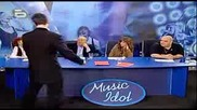 Music Idol 2 - The Battle - Ivan Angelov Lucy From No Angels
