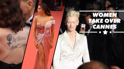 Five feminist moments from the Cannes Film Festival
