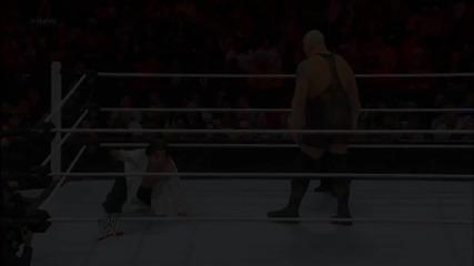 Wwe 12.31.12 Ricardo Rodriguez срещу Big Show в мач за Световната титла в тежка категория