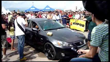 Автомивка по бикини - Национално Тунинг Шоу 29 и 30 май 2010 - писта Лесново