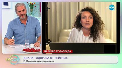 Диана Тодорова - Как социалната изолация се отразява на нейния бизнес