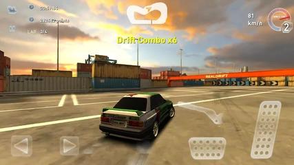 RD-Real Drift: Some drift BMW e30