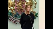 ВИДЕО: Президентът удостои БОК с почетно отличие