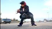 Dubstep танц на магистралата