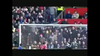 Manchester United Top 10 Goals 2008 - Barclays Premier League