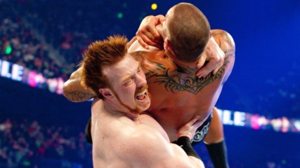 Sheamus vs. Randy Orton – WWE Title Match: Royal Rumble 2010 (Full Match)