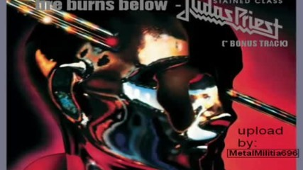 80s Rock judas priest - fire burns below