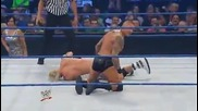 Randy Orton Scoopslam to Dolph Ziggler - (hq)