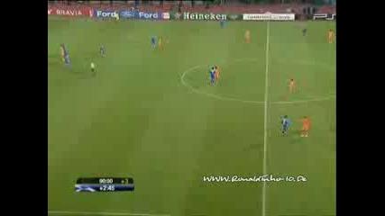 Ronaldinho Vs Levski Sofia