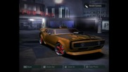 Nfs Carbon - My Cars