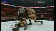 Wwe.raw.04.20.09 Randy Ortan Vs Triple H