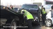 Последиците след катастрофа в Минеаполис , Минесота 24.3.2014