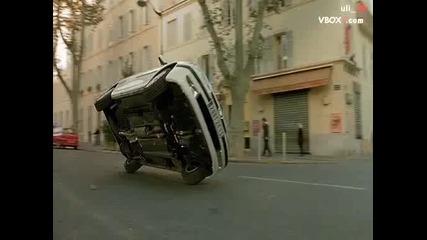 Да бъдеш екстремен шофьор ( Смях )