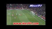 03.12 Манчестър Юнайтед - Блекбърн 4:1 Луиш Нани гол