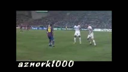Leo Messi 2010 New!!!
