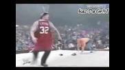 Еди Гереро се ебава с Джон Сина - Смях!