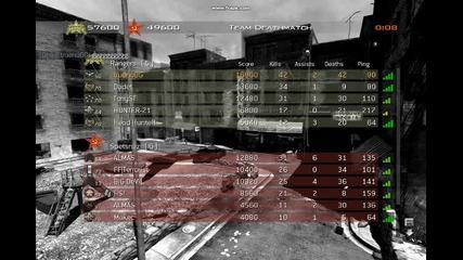 Call of Duty Modern Warfare 2 multyplayer stats Trueno Bg wins