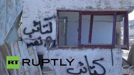 Палестина: Ивицата Газа е отново под въздушни атака на Израел