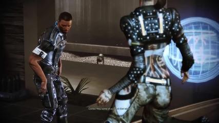 Mass Effect 3: Citadel Dlc- Jack Romance