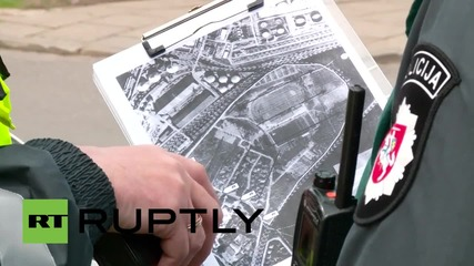 Lithuania: 3,000 troops takeover Klaipeda for 'Lightning Strike' drills