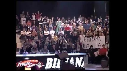 Biljana Krneta - Ženski Baraž (Zvezde Granda 2011_2012 - Emisija 6 - 29.10.2011)